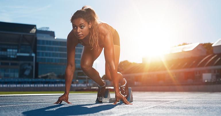 La salud de las mujeres deportistas a estudio