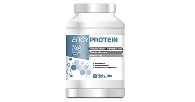 Preparación rica en proteína para dietas específicas