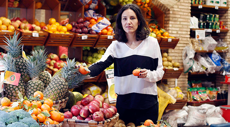 Alimentación saludable, dieta