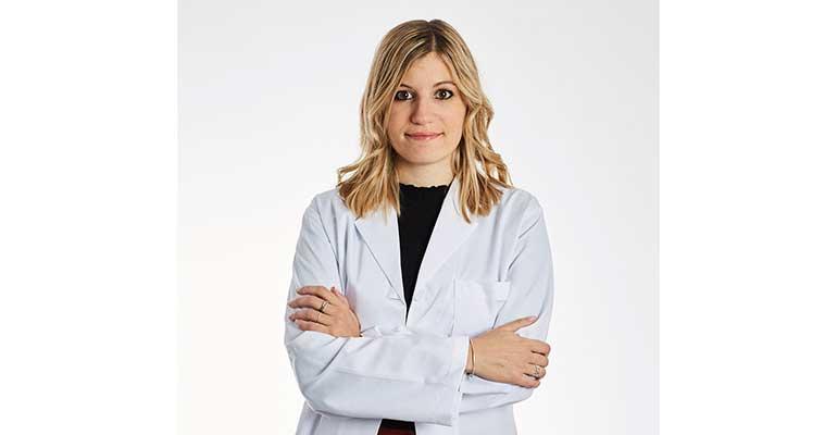 Elena Atienza, especialista en endicronología y nutrición