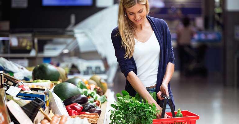 Consumo dieta mediterranea
