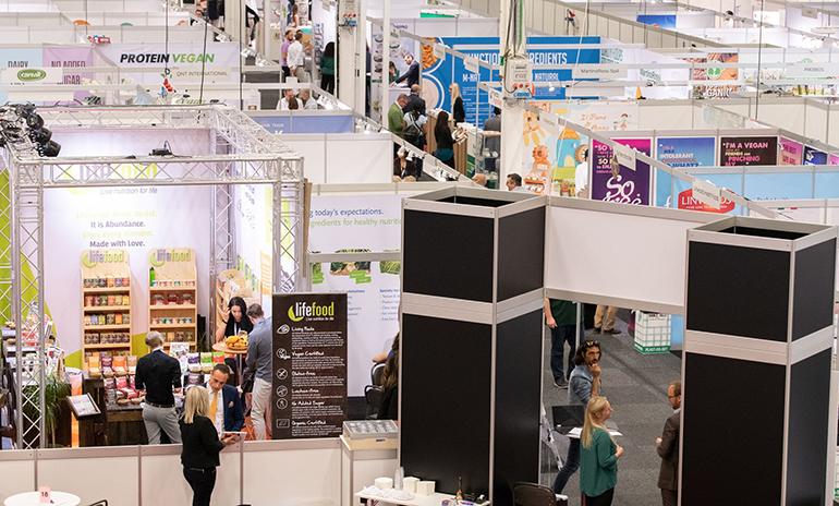 Los alimentos Free From, veganos, orgánicos, funcionales y saludables se dan cita en Barcelona en la próxima edición de FFFHI