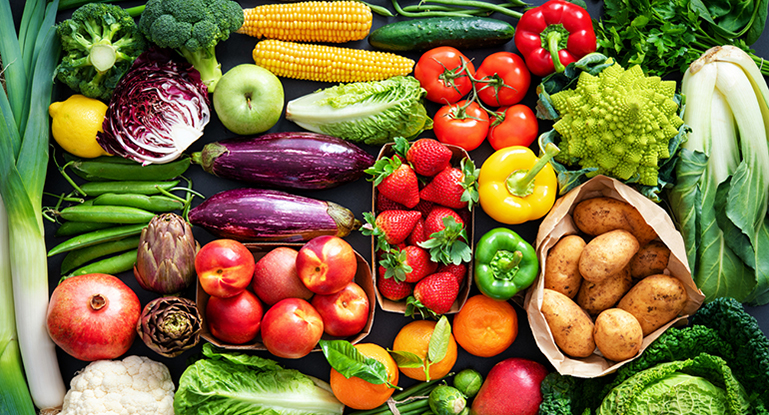 El consumo de frutas y verduras en España es de 3 raciones al día, muy por debajo de la recomendación de la OMS