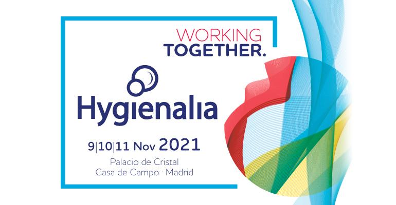 Hygienalia 2021 apuesta por una visión de 360º en torno al sector de la limpieza profesional