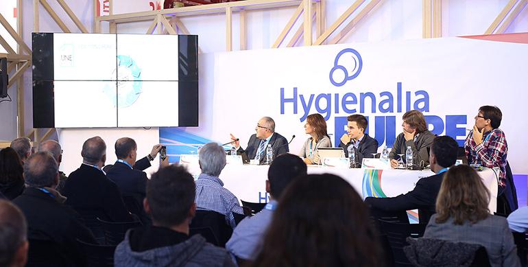 Formación, innovación e intercambio de ideas en Hygienalia+Pulire 2019