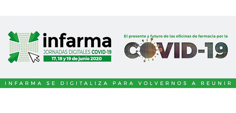 Infarma organiza jornadas digitales sobre COVID-19