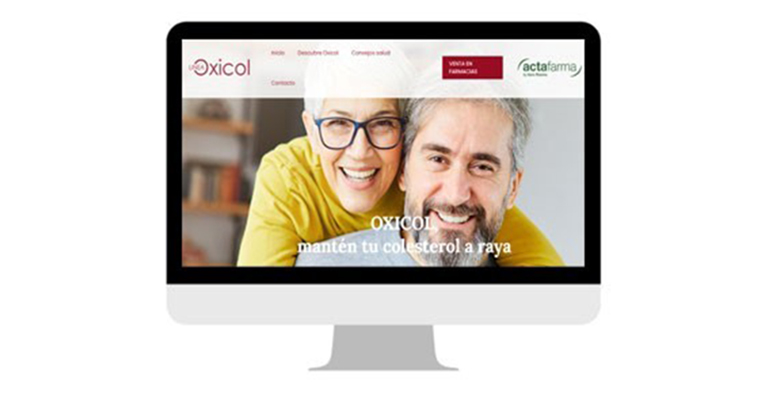 Kern Pharma lanza una nueva web para ayudar a mantener el colesterol a raya