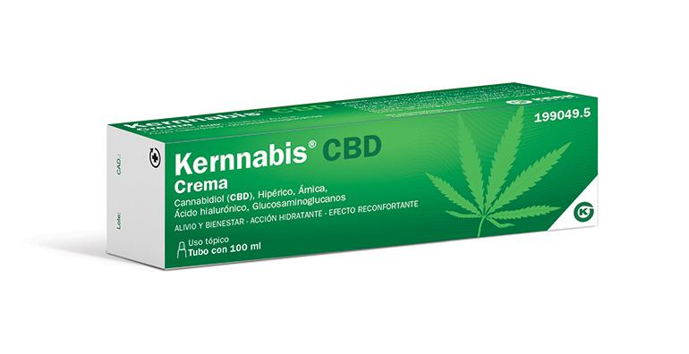 Kernnabis, crema dolor muscular