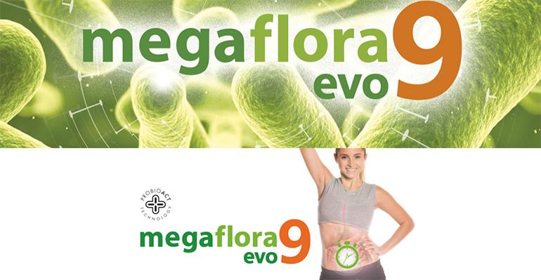 Presentación de MEGAFLORA 9 Evolution