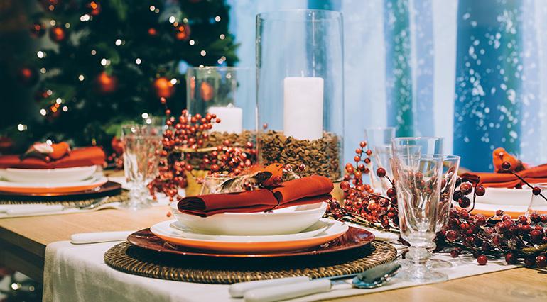 Diez recomendaciones de nutricionistas para disfrutar del menú navideño sin excesos