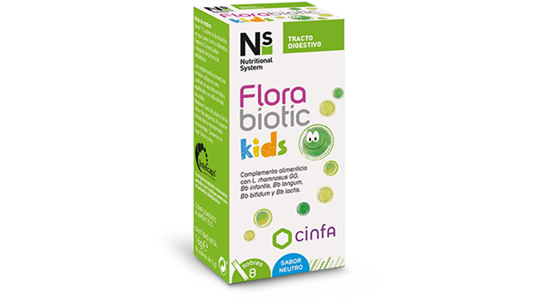 Solución para recuperar la salud digestiva infantil
