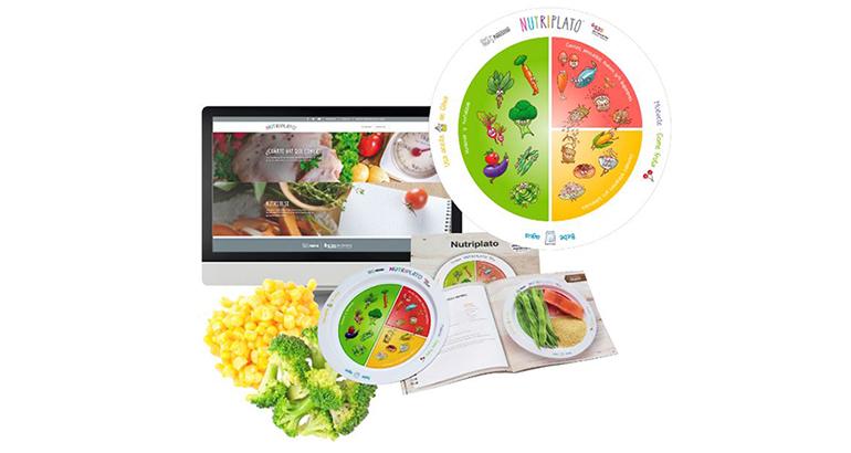 El Nutriplato de Nestlé, premiado por promover la alimentación saludable en niños