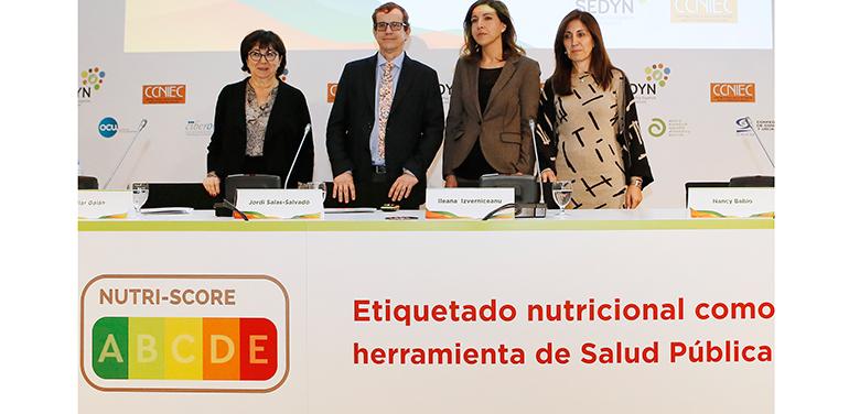 Expertos en salud piden que el etiquetado Nutri-Score sea obligatorio