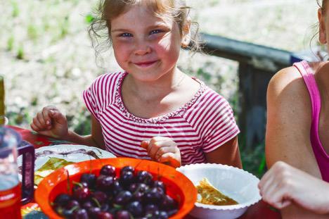 ¿Cómo evitar que mi hijo tenga sobrepeso?