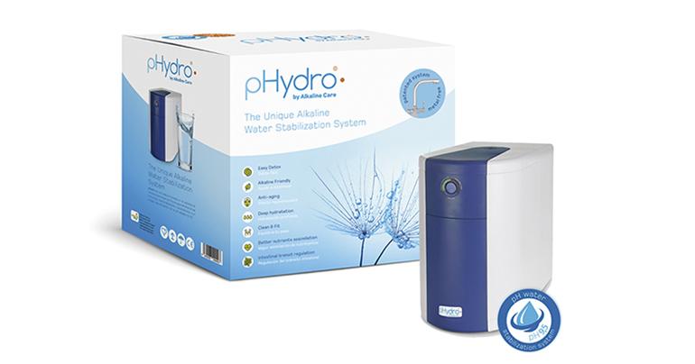 Personalizar el pH del agua a elección del consumidor