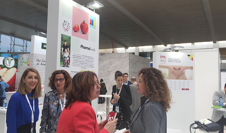 Pharmafoods / Nutrifoods en Nutraceuticals Europe