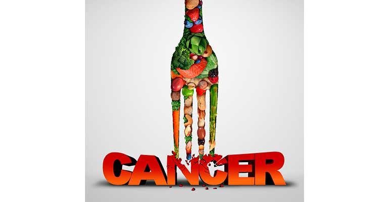 alimentación prevención cancer