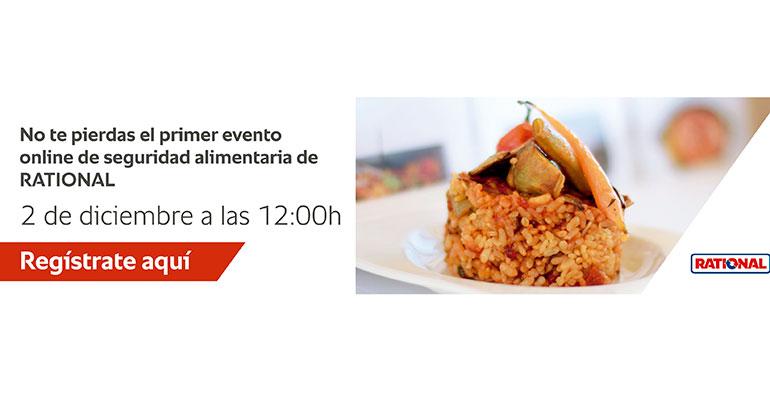 Rational organiza un evento sobre seguridad alimentaria para nutricionistas y dietistas