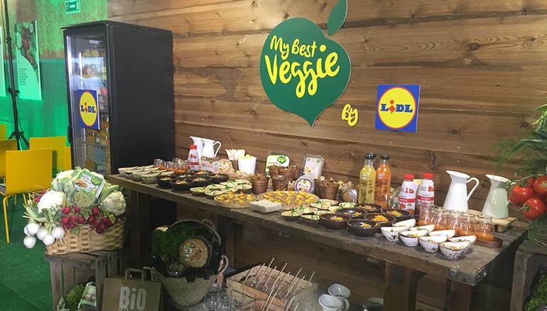 My Best Veggie, la marca de productos vegetarianos y veganos de Lidl
