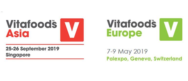 Vitafoods Europe, Vitafoods Asia
